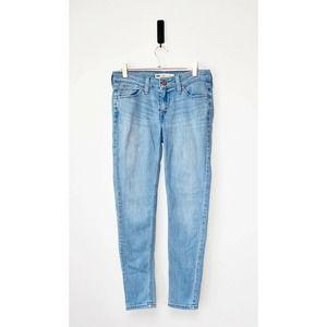 Levi's Womens Legging Jeans Blue Skinny Leggings
